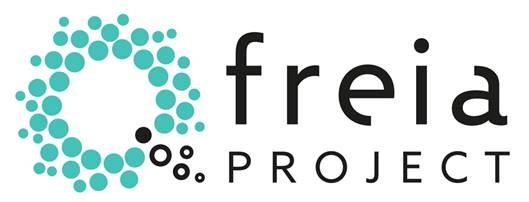 freia project logo